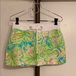 Lily Pulitzer Hayden Linen Skirt